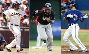 Cabrera, Reyes, and Bautista - the new core. Courtesy: nydailynews.com